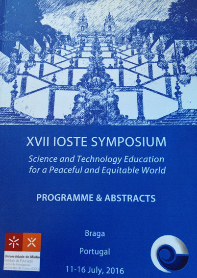 IOSTE Book of abstracts. photp